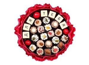 Букет из конфет, фото