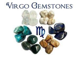 Набор камней по знаку зодиака, фото