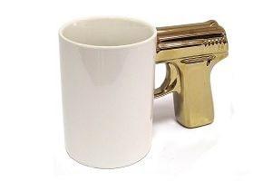 Кружка - Пистолет