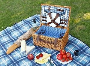Набор для пикника, фото