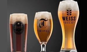 Набор пивных бокалов