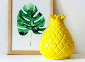 Оригинальная ваза, фото