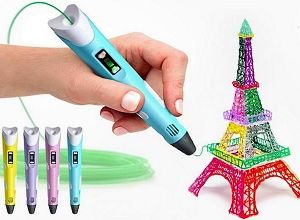 3D ручка, фото