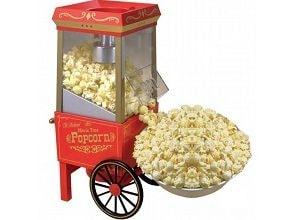 Аппарат для приготовления попкорна, фото