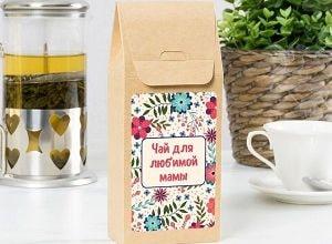 Чай для любимой мамы, фото