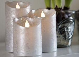 Декоративные свечи, фото