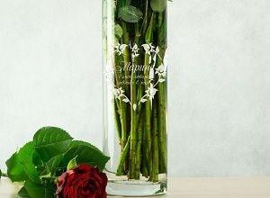 Именная ваза, фото