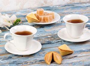 Именной набор для чая, фото