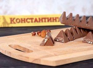 Именной Toblerone, фото