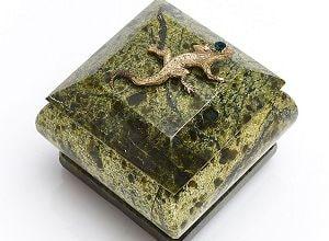 Каменная шкатулка, фото