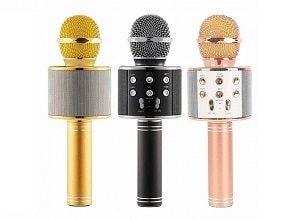 Караоке-микрофон, фото