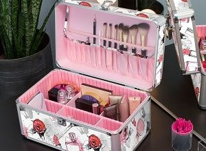Кейсы для хранения средств макияжа, фото