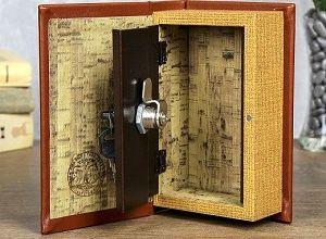 Книга-сейф, фото