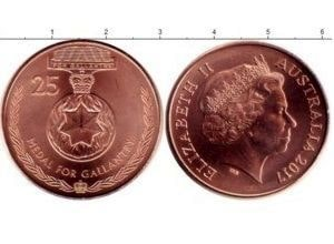 Медная монета, фото
