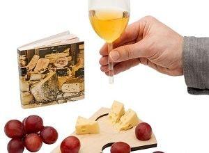 Набор для сыра и вина, фото