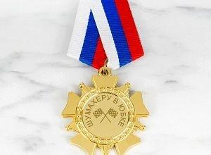 Орден Шумахеру в юбке, фото
