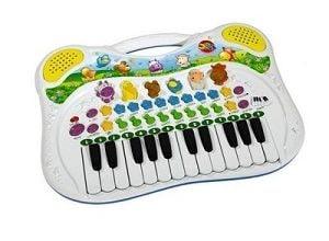 Игрушечное пианино, фото