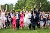 Гости на свадьбе, фото