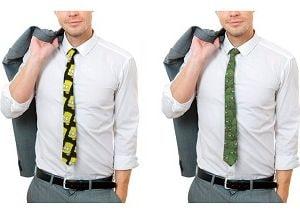Прикольный галстук, фото