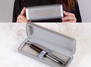 Ручка в именном футляре, фото