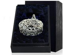 Серебрянная шкатулка, фото