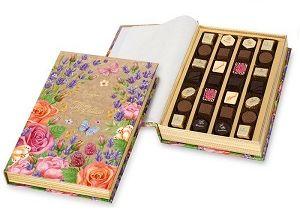 Шоколадная книга, фото