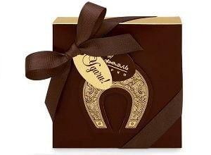 Шоколадная подкова, фото