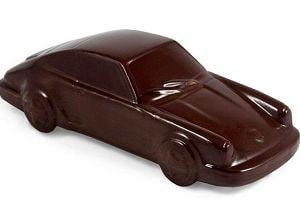 Шоколадный автомобиль, фото