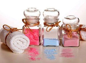 Соль для ванны, фото