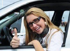 Урок Леди за рулем, фото