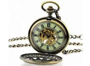 Винтажные часы, фото