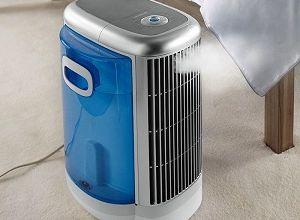 Воздухоочиститель, фото