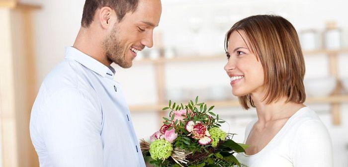 Цветы для женщины, фото