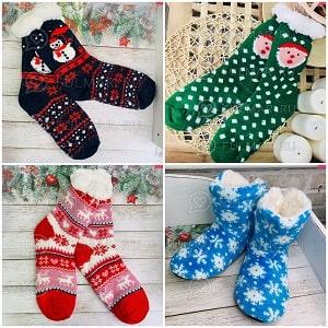 Детские носки, фото