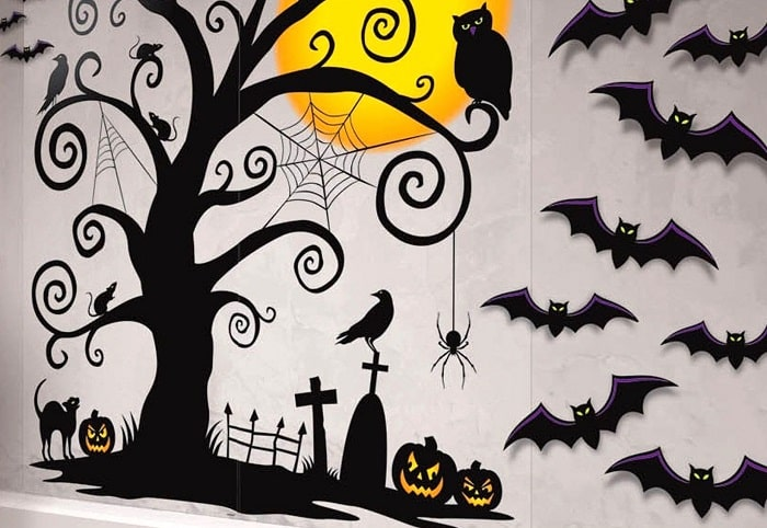 Как организовать вечеринку в стиле Хэллоуин