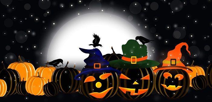 Что можно сделать на тему хэллоуин