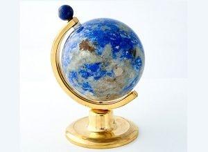 Каменный глобус, фото