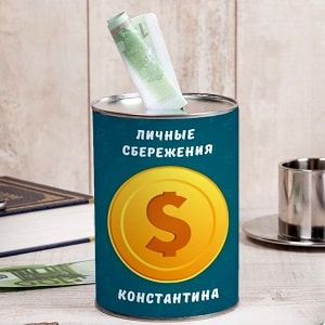 Копилка для денег, фото
