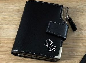 Именной кошелек-портмоне, фото