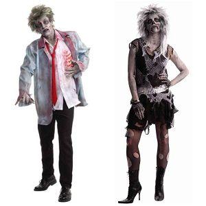 Костюм зомби, фото