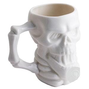 Кружка Злобный череп, фото