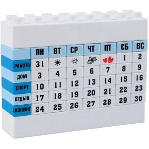 Настольный календарь, фото