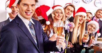 Подарки коллегам на Новый год, фото