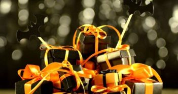 Подарки на Хэллоуин, фото
