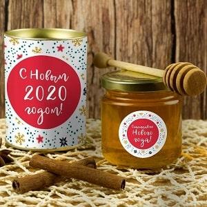 Подарочный мед, фото