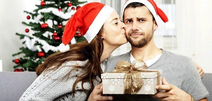 Подарок мужу на Новый год, фото