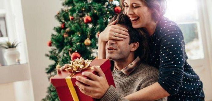 Подарок супругу на Новый год, фото