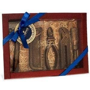 Шоколадный инструмент, фото