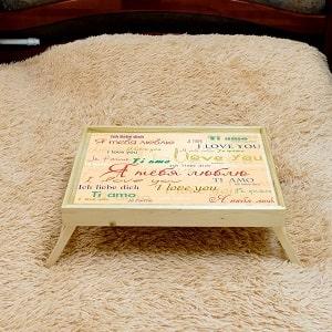 Столик для кровати, фото