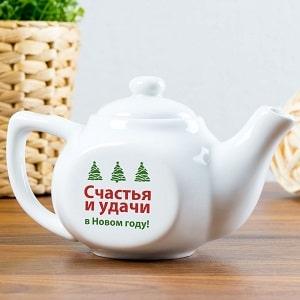 Заварочный чайник, фото